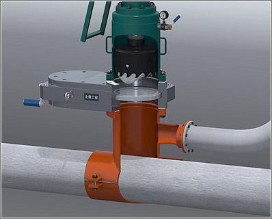 Pipeline Plugging Equipment